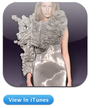 Het nieuwe ambacht. Iris van Herpen en haar inspiratie. for iPhone, iPod touch, and iPad on the iTunes App Store